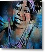 Ma Rainey Metal Print