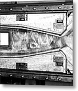Mach 2.5 Wind Tunnel Metal Print