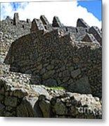 Machu Picchu Peru 12 Metal Print