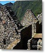 Machu Picchu Peru 8 Metal Print