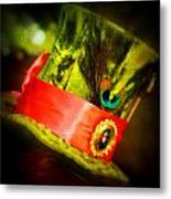 Mad Hatter Metal Print