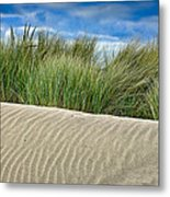 Mad River Dune Metal Print