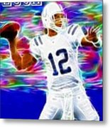 Magical Andrew Luck Metal Print