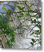 Magical Falls H Metal Print