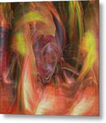 Magical Mystery Metal Print