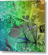 Magnification 5 Metal Print