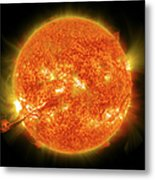 Magnificent Coronal Mass Ejection Metal Print