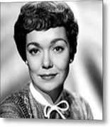 Magnificent Obsession, Jane Wyman, 1954 Metal Print by Everett