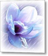 Magnolia Blues Metal Print