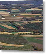 Mahantango Creek Watershed, Pa Metal Print