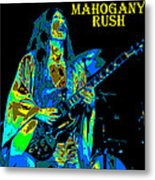 Mahogany Rush Seattle 1978 B Metal Print