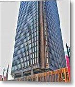 Main Place Tower Metal Print