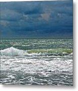 Majestic Ocean Metal Print