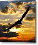 Majestic Sunrise Metal Print