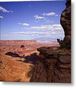 Majestic Views - Canyonlands Metal Print