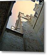 Malcesine Castle-lago Di Garda Metal Print