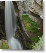 Maligne Canyon 2 Metal Print