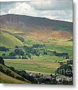 Mam Tor - Derbyshire Metal Print by Graham Taylor