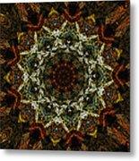 Mandala 111511 Metal Print