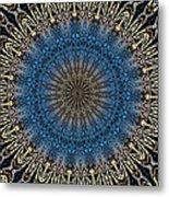 Mandala 111511d Metal Print