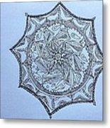 Mandalas Metal Print