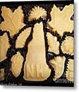 Maple Sugar Candies Metal Print