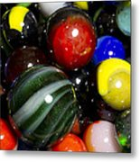 Marble Collection 22 A Metal Print