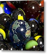 Marble Collection 23 A Metal Print