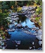 Marble Creek 2 Metal Print