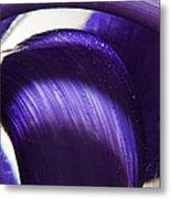 Marble Wilkerson Glass 3 Metal Print