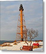 Marblehead Light Metal Print