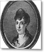 Maria Bonaparte (1750-1836) Metal Print
