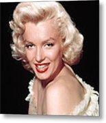 Marilyn Monroe, C. Mid-1950s Metal Print by Everett