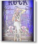 Marjo Rock  Metal Print