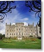 Markree Castle, Collooney, Co Sligo Metal Print