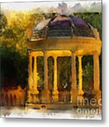 Marquee Metal Print