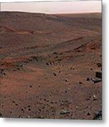 Mars Exploration Rover Spirit Metal Print by Stocktrek Images