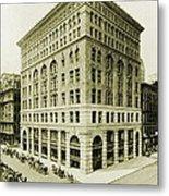 Marshall Field And Company, Retail Metal Print