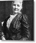 Mary Jones (1830-1930) Metal Print