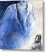Mary Magdalene Metal Print
