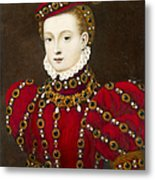 Mary Queen Of Scots Metal Print