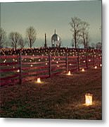Maryland Monument 2 - 11 Metal Print