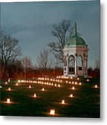 Maryland Monument 3 - 11 Metal Print