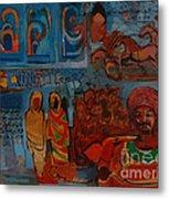 Maseed 01 Metal Print