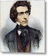 Mathew Brady (1823?-1896) Metal Print