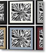 Matte Colors Metal Print