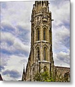 Matthias Church Tower - Budapest Metal Print