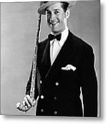 Maurice Chevalier, 1930 Metal Print