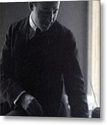 Max Weber 1881-1961 Russian-american Metal Print