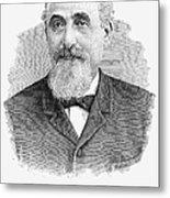 Mayer Lehman (1830-1897) Metal Print